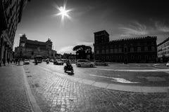 Della Patria, Roma di Altare Fotografie Stock