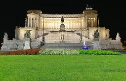 Della Patria, Roma di Altare Immagini Stock