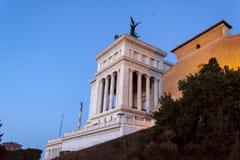 Della Patria - Roma di Altare Fotografie Stock
