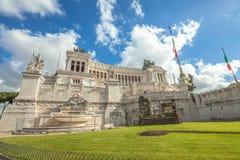 Della Patria Roma di Altare Immagini Stock