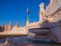 Della Patria, Roma di Altare Immagine Stock Libera da Diritti