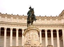 Della Patria Roma Italia di Altare Fotografia Stock