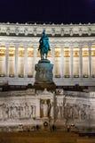 Della Patria, Rome, Italie d'Altare Photos libres de droits