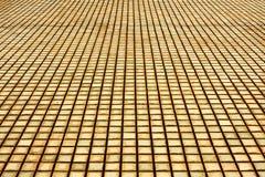 `Della pavimentazione del mattone Immagine Stock Libera da Diritti