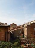 Della Pieve, Umbria Italia di Citta Fotografia Stock Libera da Diritti