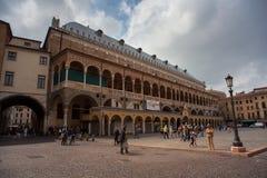 Della Ragione de Palazzo Imágenes de archivo libres de regalías
