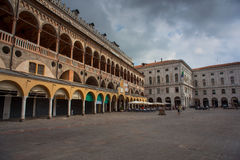 Della Ragione de Palazzo Fotografía de archivo