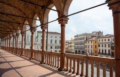 Della Ragione, Padua de Palazzo Foto de archivo libre de regalías