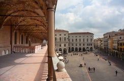 Della Ragione, Padua de Palazzo Fotografía de archivo