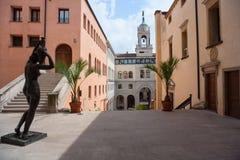 Della Ragione, Padua de Palazzo Imágenes de archivo libres de regalías