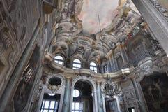 Della Regina della villa a Torino immagini stock