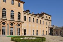 Della Regina della villa a Torino fotografia stock