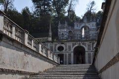 Della Regina della villa a Torino immagini stock libere da diritti