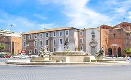 Della Repubblica πλατειών Στοκ Φωτογραφίες