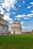 Della Repubblica аркады, Флоренс, Италия Стоковая Фотография RF