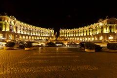 Della Repubblica da praça Fotografia de Stock Royalty Free