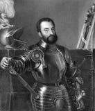 Della Rovere van Francesco Maria I Stock Foto's