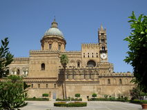Della Santa Vergine Μαρία Assunta Cattedrale Στοκ φωτογραφία με δικαίωμα ελεύθερης χρήσης