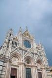 Della Scala de Santa Maria, uma igreja em Siena, Italy Imagens de Stock