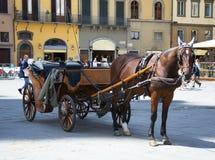 Della Signoria πλατειών Στοκ Φωτογραφίες