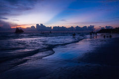 "© della spiaggia del ç™ del ½ del æ del ™æ bianco del ²"" Fotografie Stock"