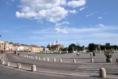 Della Valle, Padoue de Prato Images libres de droits