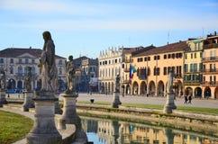 Della Valle, Padova di Prato Immagine Stock Libera da Diritti