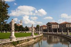 Della Valle, Padova di Prato Immagini Stock Libere da Diritti