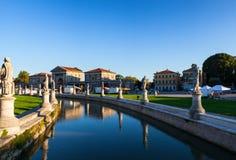 Della Valle, Padua de Prato Imagenes de archivo
