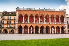 Della Valle, Padua de Prato Fotografía de archivo libre de regalías