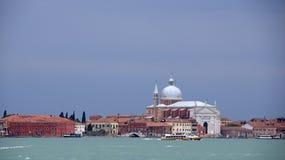 Della Vella Compagnia Сан Giorgio Maggiore, Венеции Стоковое Фото
