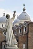 della Włochy z padwy Padova prato Valle Veneto Obrazy Royalty Free