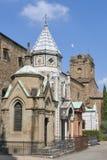 Delle de cimetière Porte Sante à Florence Images libres de droits