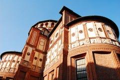 Delle Grazie, Milano de Santa María Imagenes de archivo