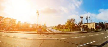 Delle Nazioni di Ponte a Parma, Italia Immagine Stock Libera da Diritti