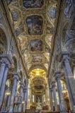 Delle Vigne de La Basiilica di Nostra Signora en Génova, Italia Fotos de archivo libres de regalías