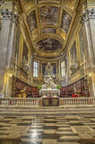 Delle Vigne de La Basiilica di Panaceia Signora em Genoa, Itália Fotografia de Stock Royalty Free