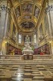 Delle Vigne La Basiilica di Nostra Signora in Genua, Italien Lizenzfreie Stockfotografie