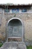 Dello Scheletro de maison Photos stock