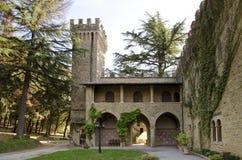 DellOscano di Castello Fotografia Stock Libera da Diritti