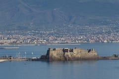 Dellovo de Castel imagens de stock royalty free