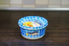 Delma butter Stock Photo