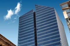 Deloitte tower Stock Image