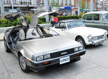 DeLorean DMC-12 Royalty Free Stock Photography
