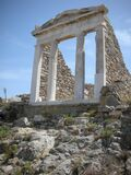 Delos greece Royalty Free Stock Image