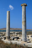 Delos - 01 Royalty Free Stock Photography