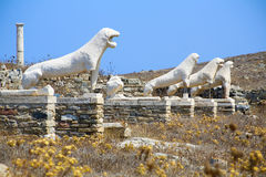Delos - 03 Royalty Free Stock Images