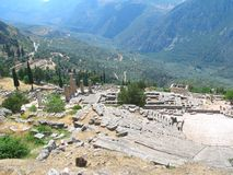 Delphi Stock Photo