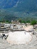 delphi стоковое фото rf