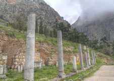 Delphi Royalty Free Stock Photo